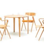 硬くて、やわらかい<br>体温のある家具たちが生まれる場所/天童木工