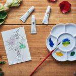香りの魅力を楽しみながら学べる絵の具/GRASSE TOKYO「香の具(kanogu)」