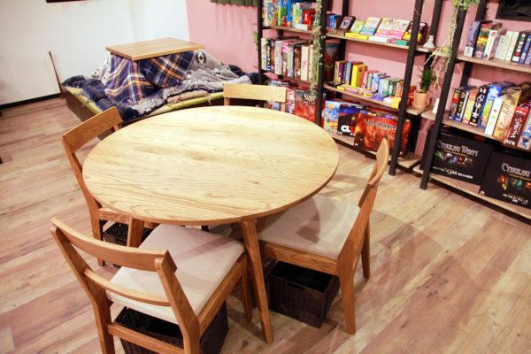 あまやどり「テーブル」