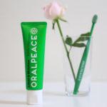 飲み込んでも安心な口腔ケア製品「オーラルピース」が国際宇宙ステーションの搭載候補品に内定!
