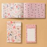 パリで大人気の文房具ブランド「シーズン・ペーパー・コレクション」のステーショナリー日本限定発売開始